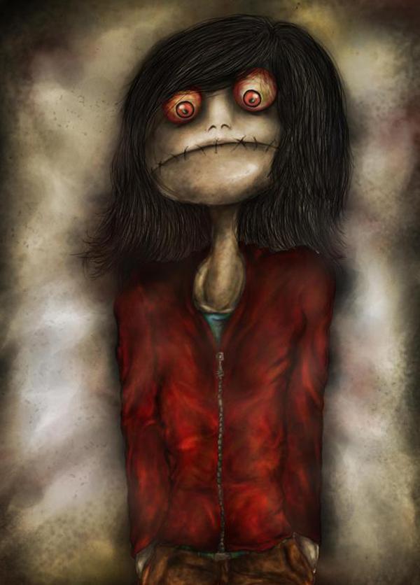 Afda trihatma aji- zombie