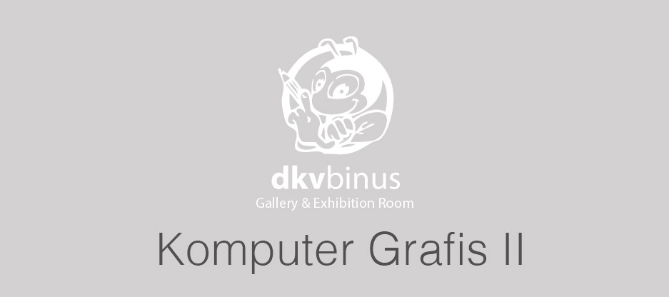 Komputer Grafis II – Cover Magazine