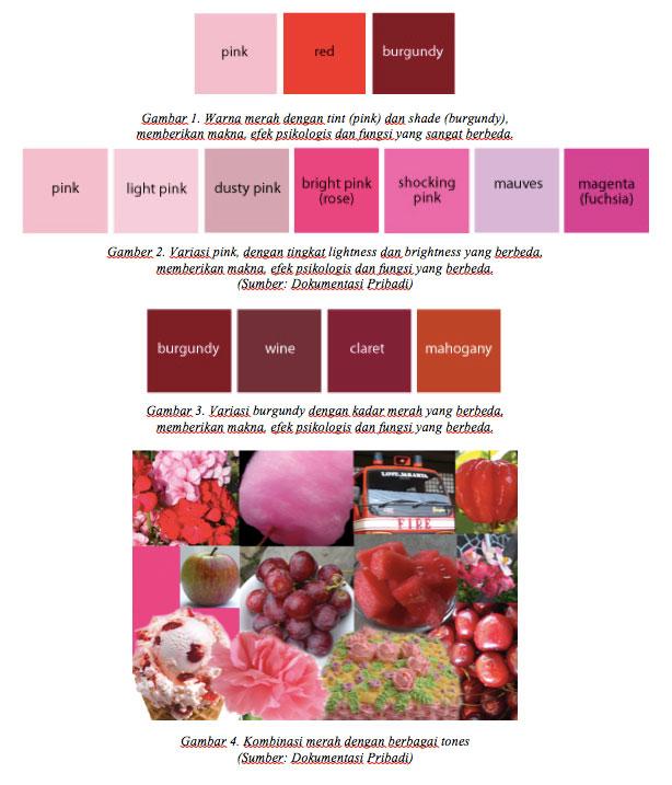 Magenta Atau Pink Fuchsia Paduan Merah Dengan Ungu Dirasakan Lebih Dewasa Karena Warna Ini Terlihat Dan Dramatis Dusty Pucat