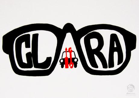 Visuallisasi Diri-Clara