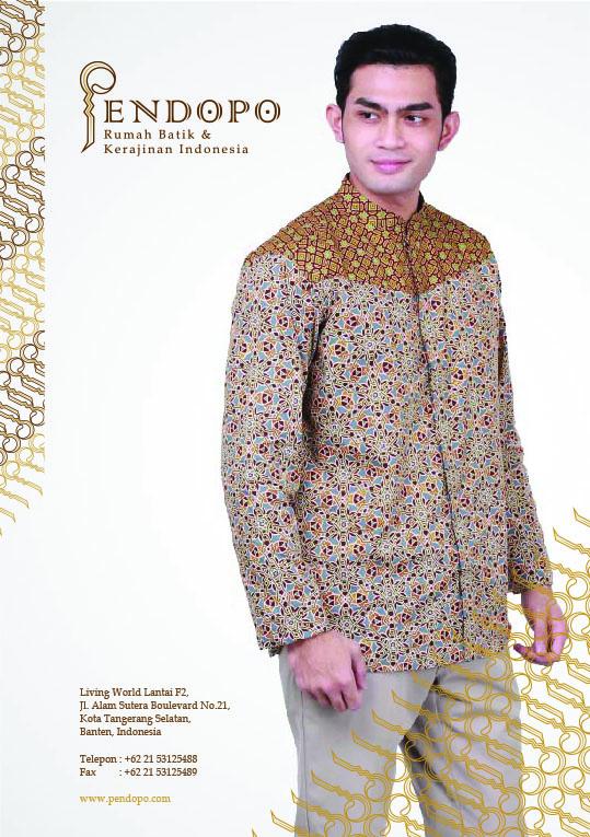 iklan majalah pria FIX TA