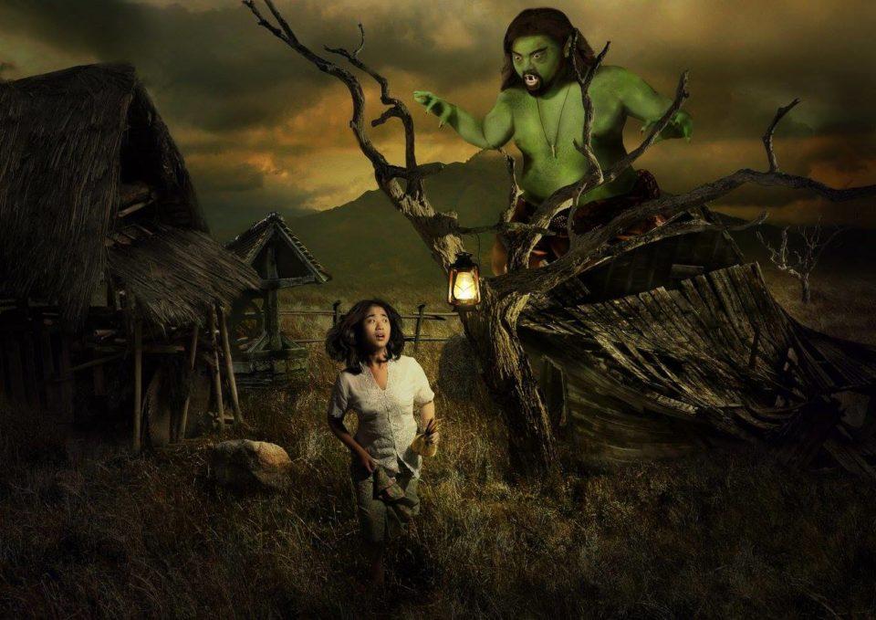 vivi rans-fantasy world tema cerita rakyat indonesia