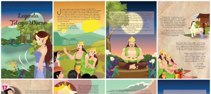 Tugas Komgraf I : Storybook karya Wisnu Mahardika