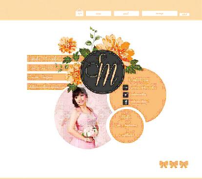 Redesign Website Portofolio Festival (Shella web portofolio)