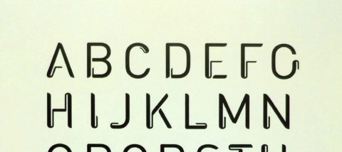Huruf: DINJava. Desain: Tommy Immanuel. Studio: Tipografi.