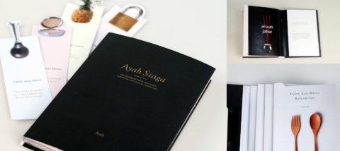 Publikasi: Ayah SIaga, Fakta dan Mitos Seputar Kehamilan & Pasca Melahirkan. Desain: Ferdi. Studio: Tugas Akhir.