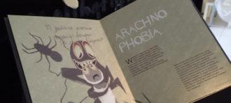 Perancangan Ulang Publikasi Buku 50 Jenis Fobia